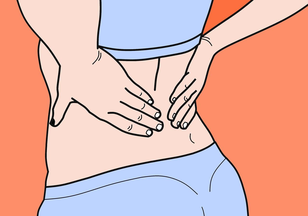 Zmniejszanie dolegliwości bólowych kręgosłupa
