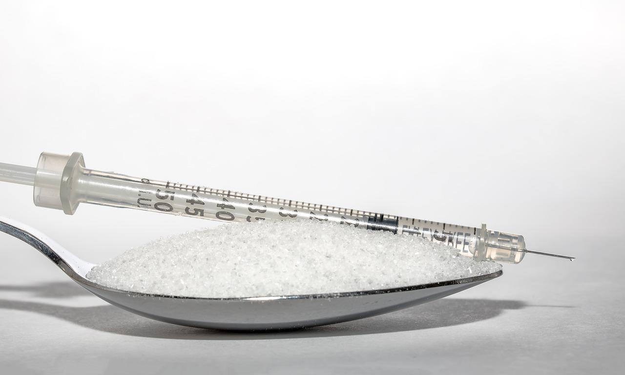 Cukrzyca, choroba metaboliczna.