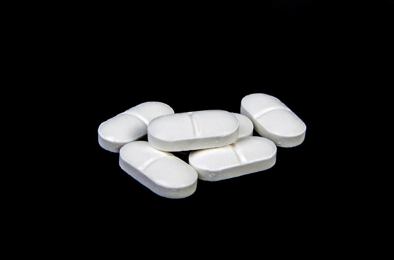 Paracetamol, a gorączka.