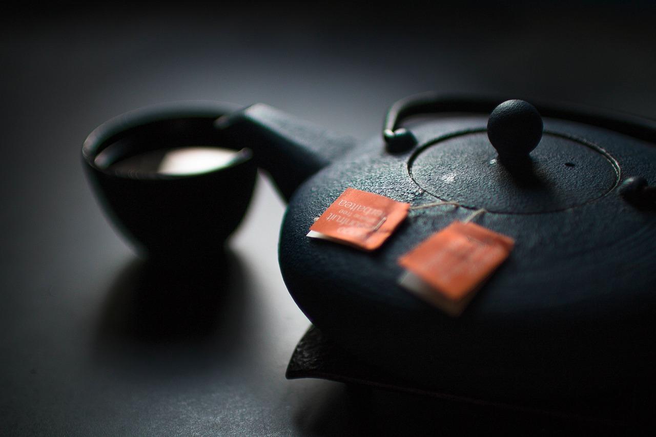 Dlaczego warto pić zieloną herbatę.